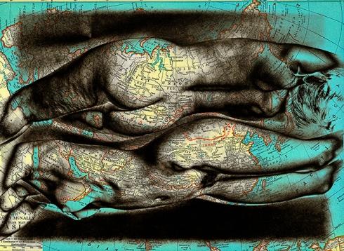 terner map art
