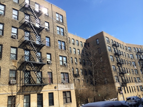 60 Eames Place tenants haven't been able to cook for over a month.
